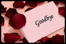 The Importance of Saying Goodbye