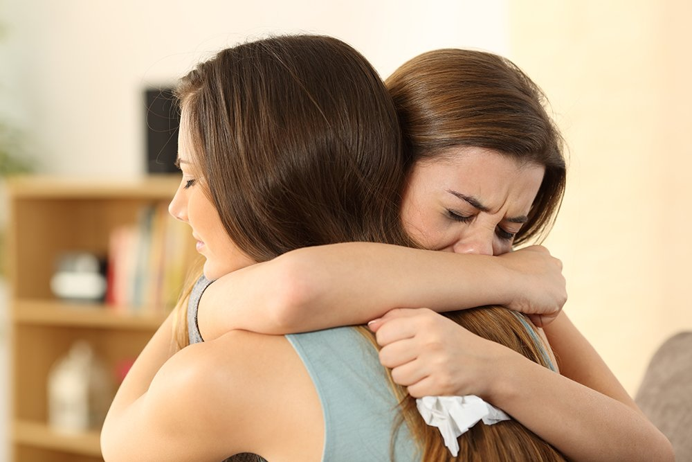 How Can You Help a Friend as they go Through the Stages of Grief?