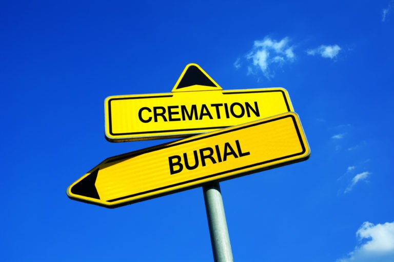 Cremation vs. Burial - How to Decide Which is Best?